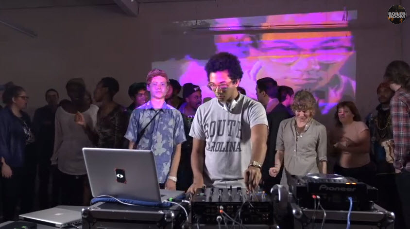 9 things you\'ll probably see on a Boiler Room stream