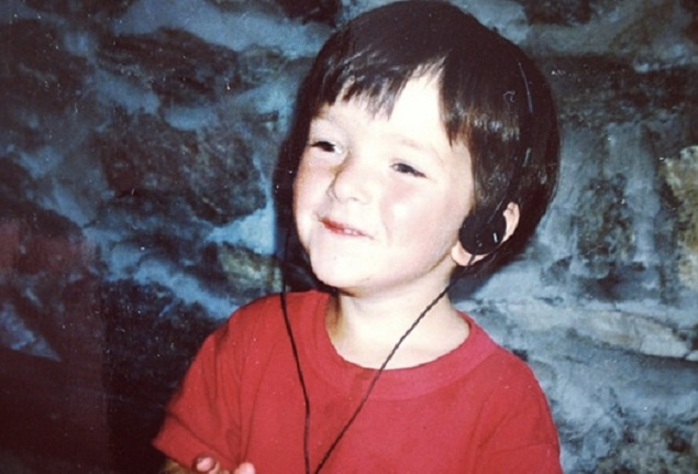 Orlando's childhood photo